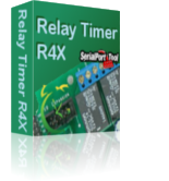 Relay Timer R4X